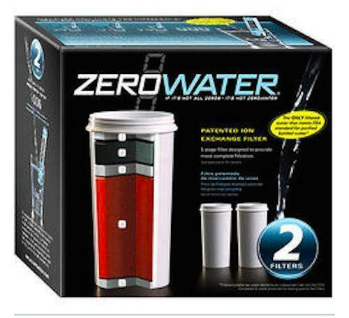 zero water filter ebay. Black Bedroom Furniture Sets. Home Design Ideas