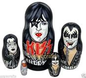 Kiss Paul Stanley Doll