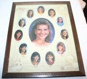School Picture Frame