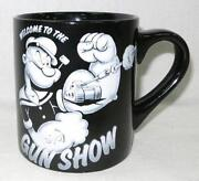 Popeye Mug