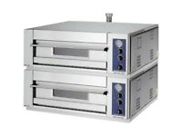 Blue Seal DB830M Electric Pizza Double Oven