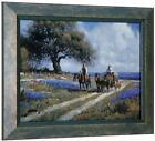 Framed Western Art