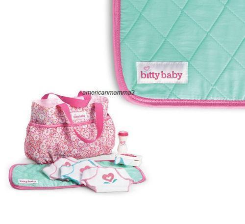 American Girl Bitty Baby Doll New Ebay