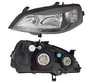 Opel Astra G Headlights