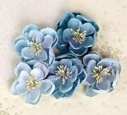 Fabric Flower Embellishments