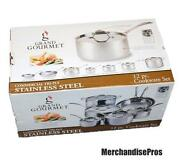 Commercial Stainless Steel Cookware