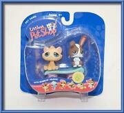 Littlest Pet Shop Brown Cat