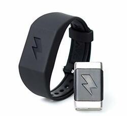 Pavlok Shock Clock Wake Up Trainer  Wearable Smart Alarm Clock - Never Hit