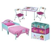 Dora Toddler Bedding Set