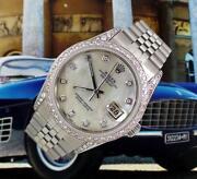 Rolex Diamond Bezel