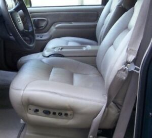 ISO heated leather seats out of a 96-99 chevy/gmc
