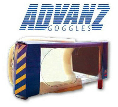 6 Advanz Goggle Paint Spray Foam Rig Tools Mask Lens Cover Safty America