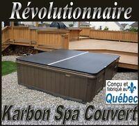 Couvert Couvercle de Spa Révolutionnaire (Karbon Cover)