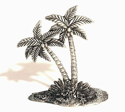 Palm Tree Place Card Holder (1) - Party Supplies