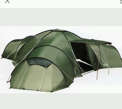 Aztec asilo plus 9 man 3 bedroom tent & Aztec asilo plus 9 man 3 bedroom tent | in Ipswich Suffolk | Gumtree