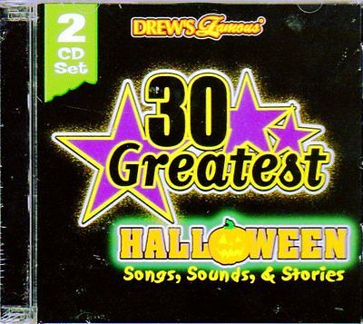 Drew's Famous 30 Greatest HALLOWEEN Songs, Sounds & Stories: RARE/OOP (2-CD Set)](Halloween 2 Song)