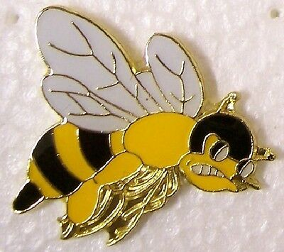 Hat Lapel Pin Scarf Clasp Animal Bumblebee #2  NEW