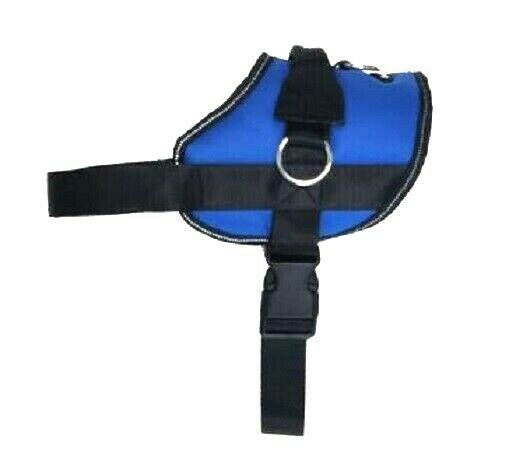 Bark Appeal Dog Harness No Pull Training Puppy Reflective Bl