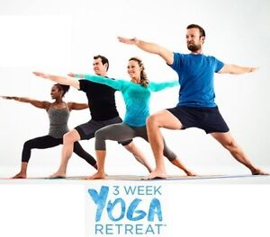 Beachbody's '3 Week Yoga Retreat': 21 Yoga exercises