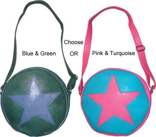 Scott Pilgrim vs. The World Ramona Flowers Star Circle Messenger Bag - Movie
