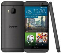 HTC ONE M9 32GB Gun Metal - UNLOCKED - NEW - SEALED!