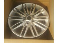 """x4 16"""" Ford Focus MS Style Alloy Wheels Silver Focus St Rs Mondeo Kuga"""