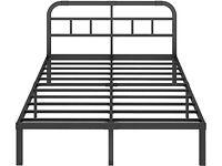 King Size Metallic Bed Frame--- Home Furniture