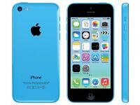 Apple iPhone 5C 16GB Blue Mint Condition Unlocked