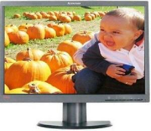 Lenovo ThinkVision L2251p 22-inch Wide Flat Panel LCD Monitor -