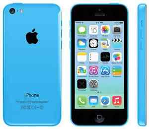 Lost: blue iPhone 5C