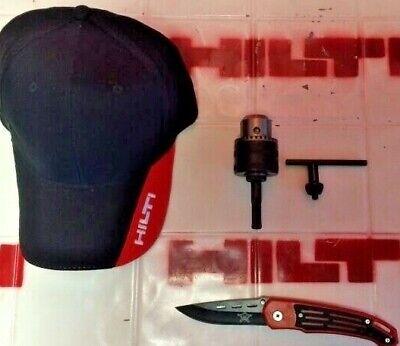 Hilti Drill Chuck 12 20-drill Chuck Key Adaptor Brand New Fast Shipping