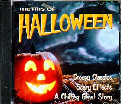 THE HITS OF HALLOWEEN: CREEPY CLASSICAL MUSIC, SOUNDS & A CHILLING GHOST STORY!!
