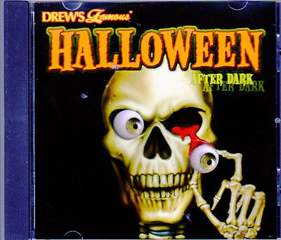 Halloween Music With Sound Effects (Drew's Famous HALLOWEEN AFTER DARK: PARTY MUSIC & SCARY SOUND EFFECTS with)