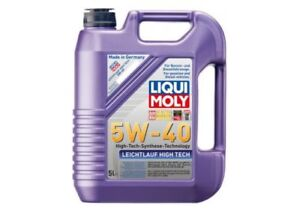 European Engine Oil - Synthetic for all European Cars