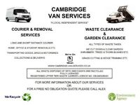 CAMBRIDGE COURIER AND REMOVAL SERVICES - HOME, OFFICE & STUDENT REMOVALS ETC. LONG & SHORT DISTANCE
