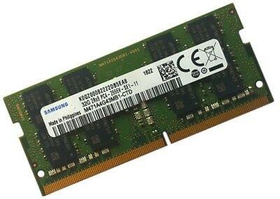 32GB Samsung DDR4 2666 Mhz RAM SODIMM für Dell Alienware Notebook 17...