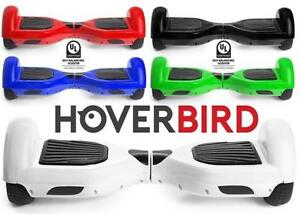 SALE! Brand new HOVERBIRD HOVERBOARDS self balancing scooters
