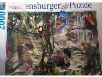 Ravensburger puzzle 2000 pieces