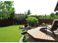 Garden Services, Paving, Turfing, Fencing, Driveway Cleaning, Clearance Rubbish Removal, Maintenance