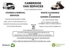 Cambridgeshire Comercial & Domestic Waste Clearance Services - Rubbish Removal