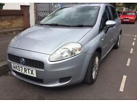 FIAT GRANDE PUNTO 1.2 ACTIVE 2007 LOW MILEAGE 5 DOOR HATCHBACK!!!
