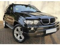 BMW X5 3.0d Sport, Diesel Sport Edition, Complete with Satellite Navigation & Full Leather Interior