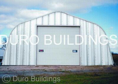 Durospan Steel 20x40x12 Metal Building Diy Garage Workshop Kit Factory Direct