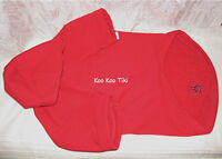 BRAND NEW Sweatshirt Hoodie for Dogs, Embroidered Paw Print