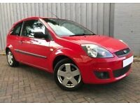 Ford Fiesta 1.25 Zetec, Ideal First Car, Sporty Car with Low Insurance Costs, 12 Months MOT Included