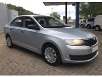 Skoda Rapid 1.6 TDI CR E, Amazingly Economical Diesel Family Saloon (70+ MPG), Superb Throughout