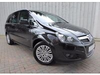 Vauxhall Zafira 1.6i Excite 115 ....7 Seats....Only 1 Previous Keeper...Fabulous Family 7 Seater MPV