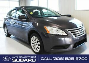 2015 Nissan Sentra S | CVT | GREAT CONDITION | LOCAL TRADE |