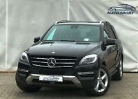 Mercedes-Benz ML 500 4Matic BE ILS/KEYLESS-GO/DISTRONIC/COMAND