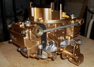 Mopar Muscle Car Holley Carburetor